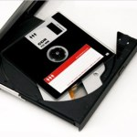 CDs con forma de diskette