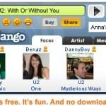 Jango, otro sitio de radio social por internet