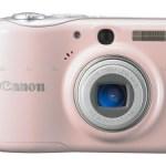 Canon PowerShot E1, la cámara para mujeres