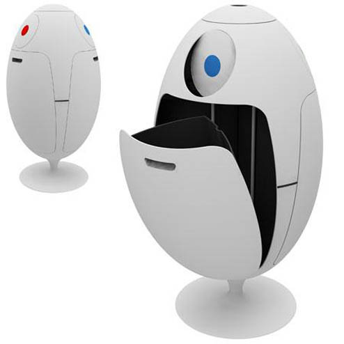 Ovetto Recycling Egg