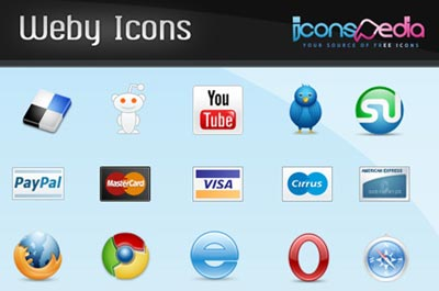 100 iconos gratuitos