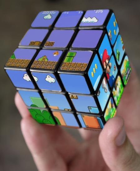 mario-bros-rubiks-cube