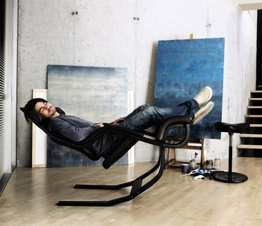 gravity-chair