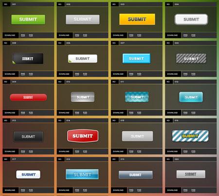 psd-buttons