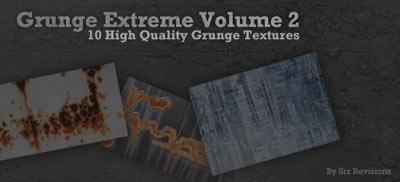 Texturas estilo grunge
