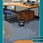 Productivity Killer: Emboca la pelotita de papel en el cesto
