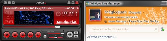MSN AIMP2