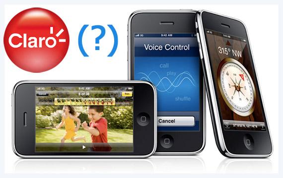 iphone 3g2 claro