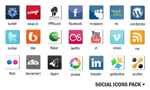 socialiconpack