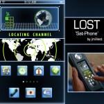Tema para iPhone: Lost SAT Phone