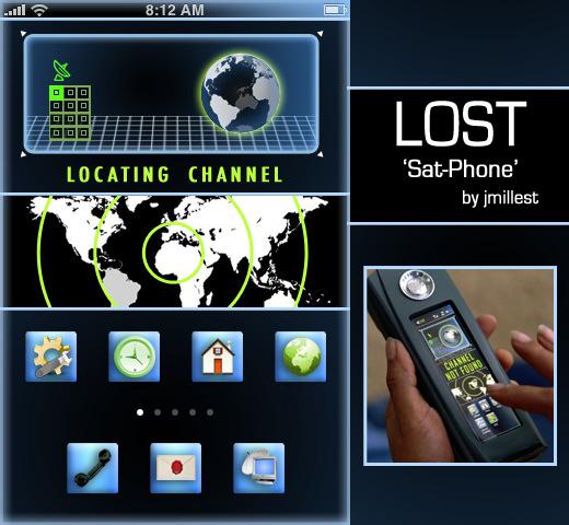 LOST_Sat_Phone