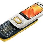 Motorola W7, active edition