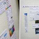 """Imanes con """"forma"""" de Photoshop para el refrigerador"""