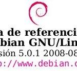 Tarjeta de referencia para Debian y derivados