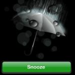 Smart Alarm te despierta más temprano cuando llueve