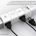 Multi-Tab: toma corriente modulable