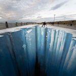 Pintura en 3D de Edgar Mueller