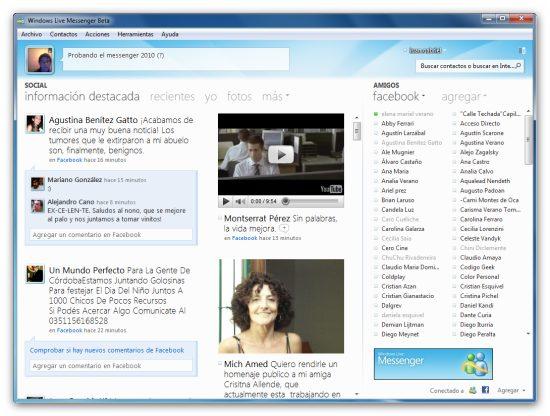 descargar messenger live gratis 2010