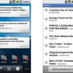 Actualización de Google Reader para Android