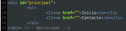 html-semántico