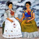 Frida Kahlo retratada con botones [Vídeo]