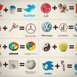 El verdadero origen de los logos más famosos