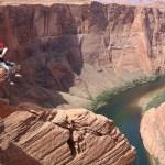 ¿Alguien dijo miedo a las alturas? [Fotografías]