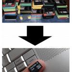 8GB: 1995 Vs. 2012