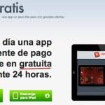 AppGratis: Una app de pago para iOS se convierte en gratis, todos los días