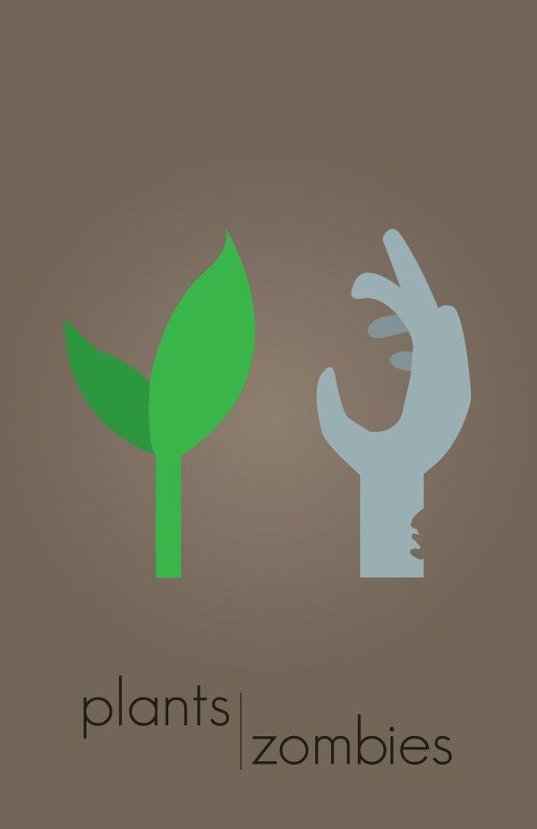 plants_vs__zombies_minimalist_by_tdj1337-d3jpu7j