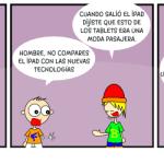 Nuevas tecnologías [Humor]
