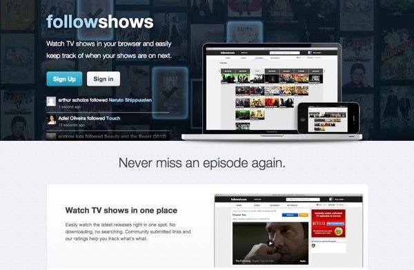 FollowShows