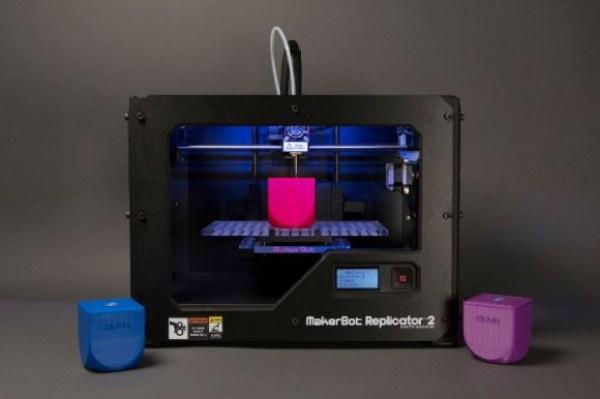 MakerBot en la consola Ouya