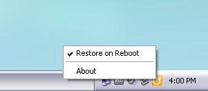 reboot restore rx2