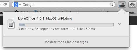 Firefox descargas