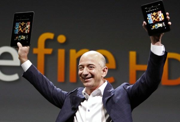 El nuevo smartphone de Amazon