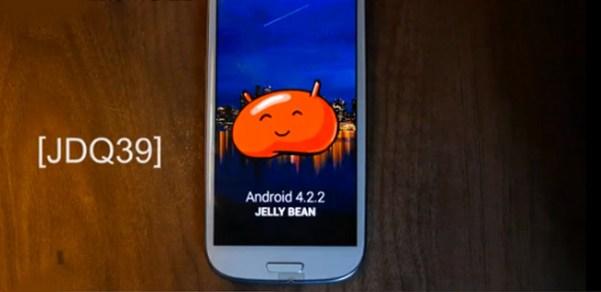 Android 4.2.2 en el S3