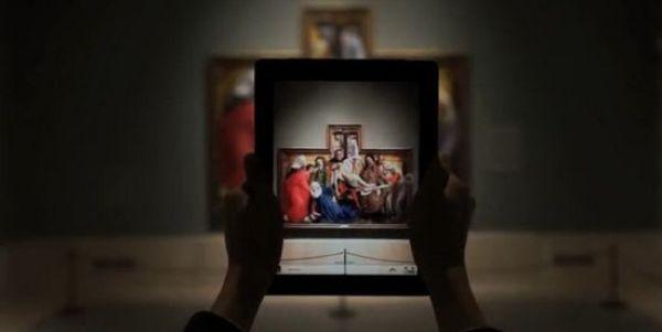 Aplicaciones sobre museos en España