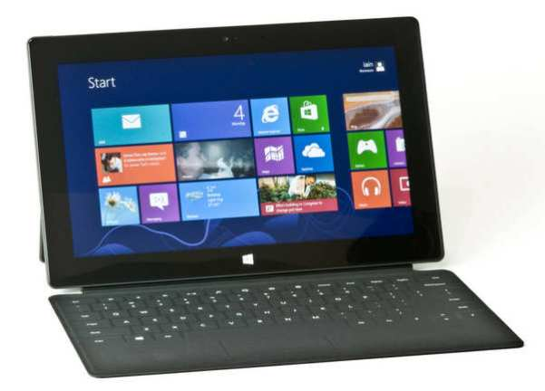 Tablet Surface PRO de Microsoft