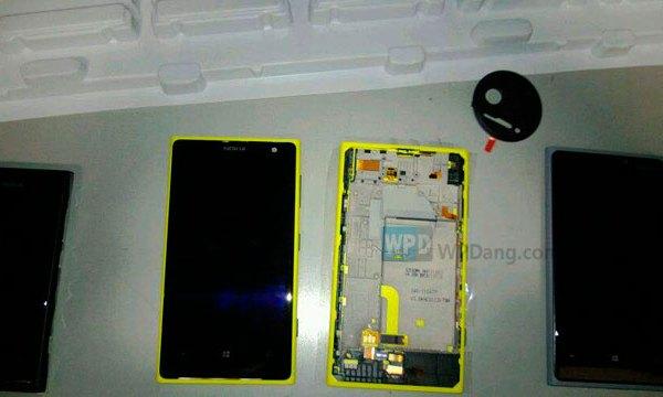 Imágenes del Nokia EOS