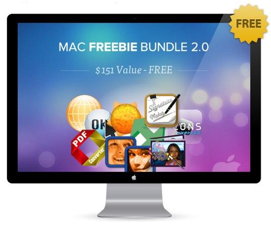 The Mac Freebie Bundle 2.0