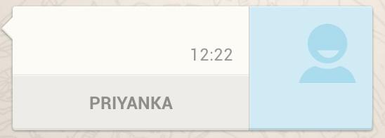Virus en WhatsApp en contactos: Priyanka