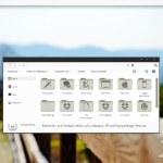 Ss Simple Grey, un tema en tonos grises para Windows 7