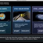 Software gratuito de la NASA para conocer nuestro planeta y el Sistema Solar