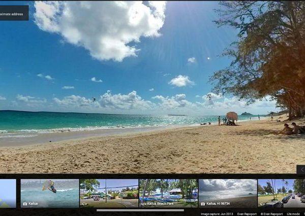 Google View 360º