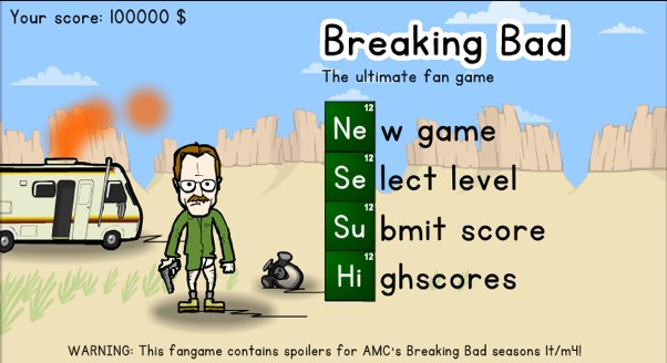 Breaking Bad game