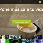 Spotify disponible en Argentina de manera oficial