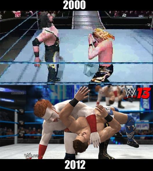 WWE-game