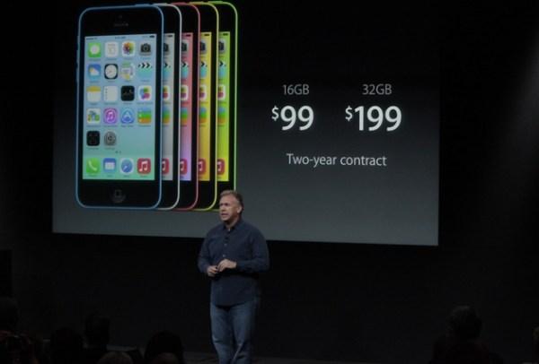 iPhone 5C por 99$