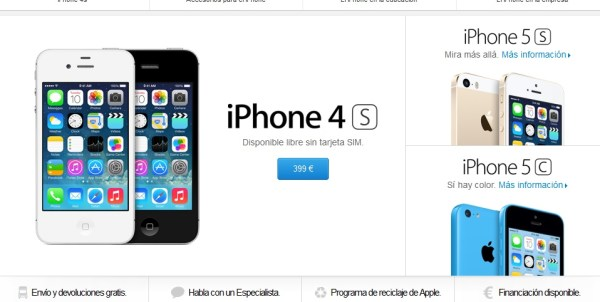 Nuevos iPhone de Apple